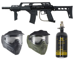 Empire BT-4 Slice G36 & Thermal Helix Mask w/ Free 47/3000 Air Tank