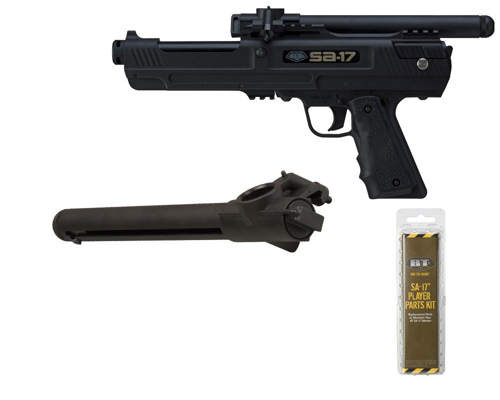 BT SA-17 Paintball Pistol (Magazine Combo)