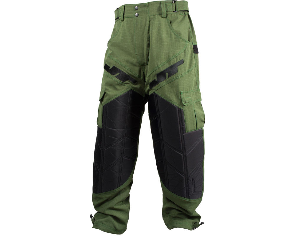 JT Cargo Paintball Pants - Olive