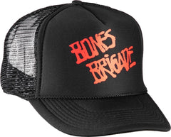 Bones Brigade Mesh Trucker Cap - Black - Men's Hat