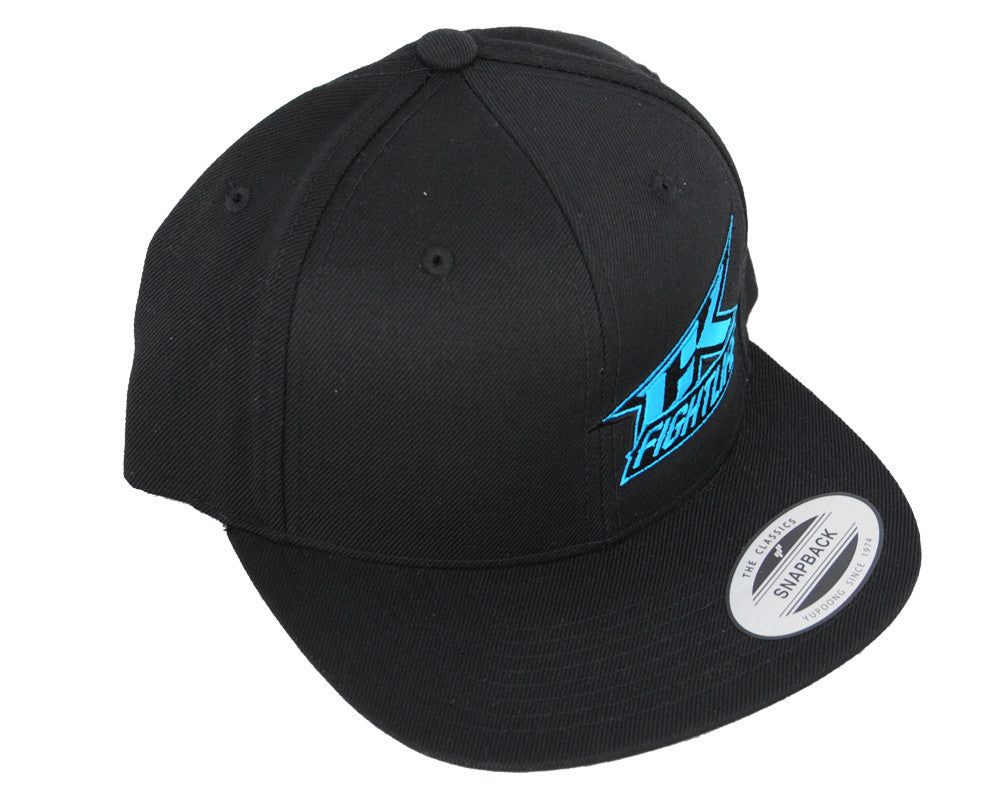 Contract Killer Fight Life Snap Back Hat - Black