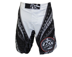 Contract Killer Tribal Shorts - White