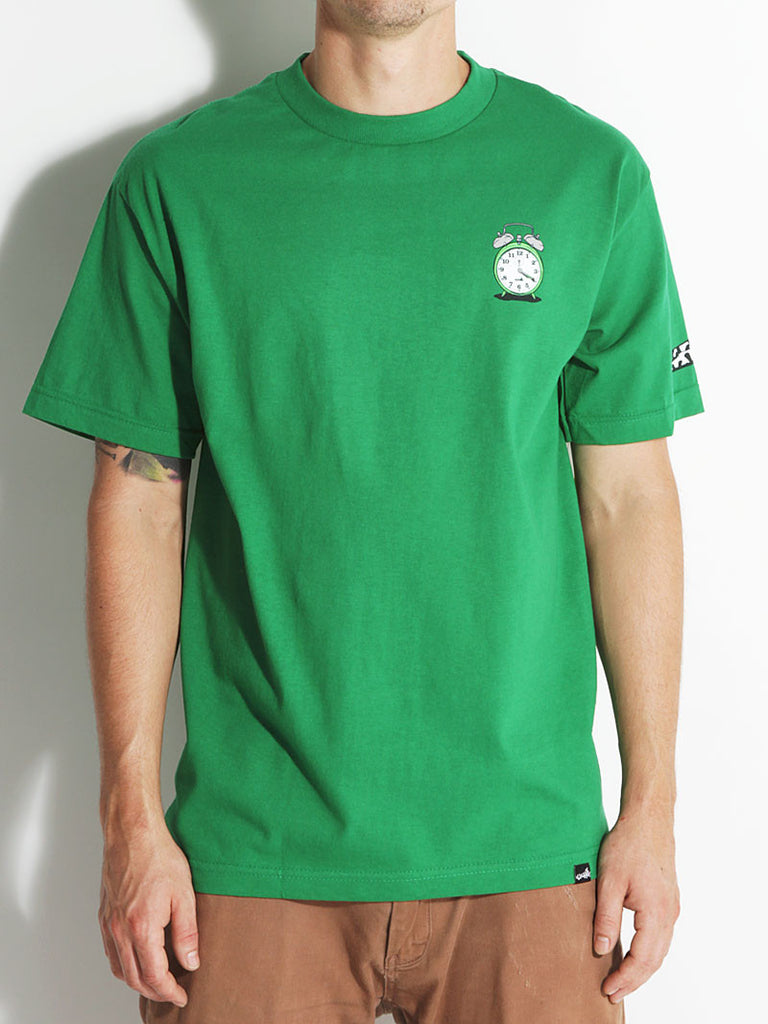 Cliche 4:20 S/S - Kelly Green - Men's T-Shirt