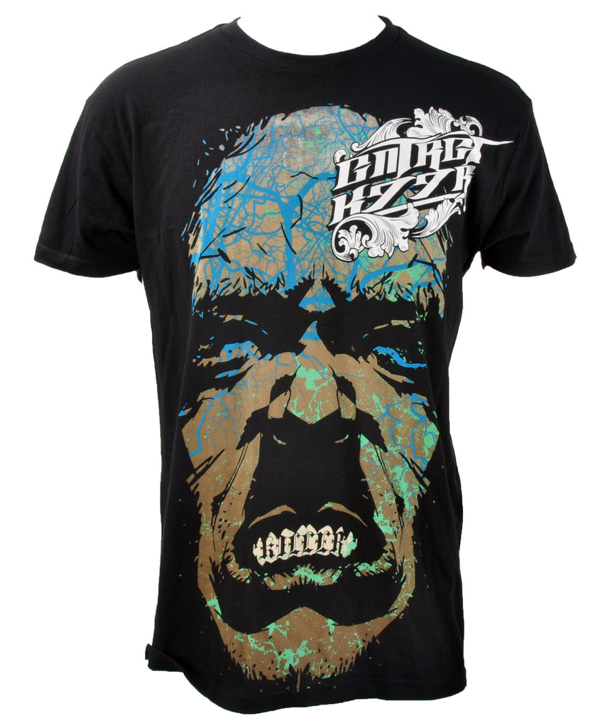 Contract Killer 2011 Dirty T-Shirt - Black