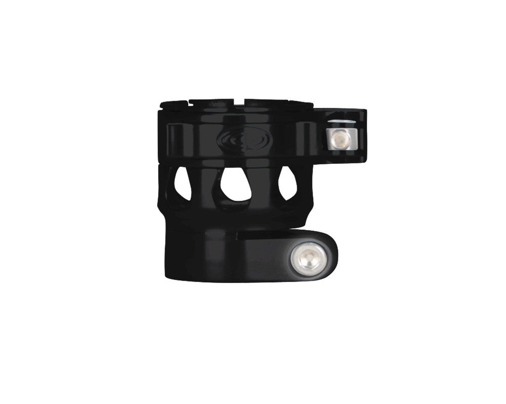 Custom Products CP Etek 1/2 Clamping Feed Neck - Black