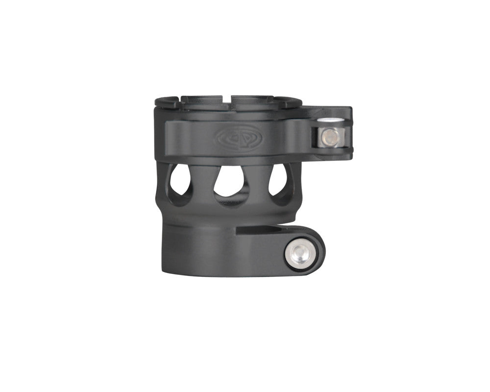 Custom Products CP Etek 1/2 Clamping Feed Neck - Dust Pewter