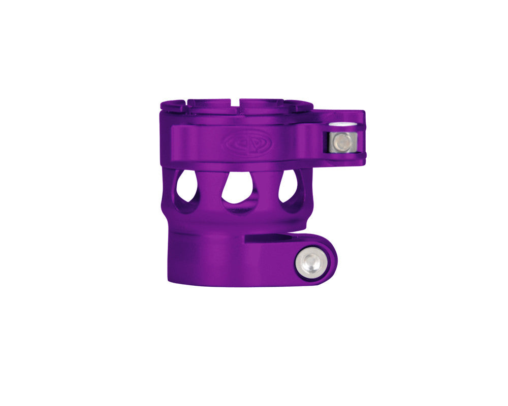 Custom Products CP Etek 3 Clamping Feed Neck - Dust Purple