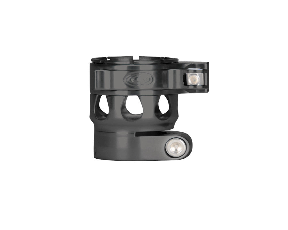 Custom Products CP Etek 3 Clamping Feed Neck - Pewter