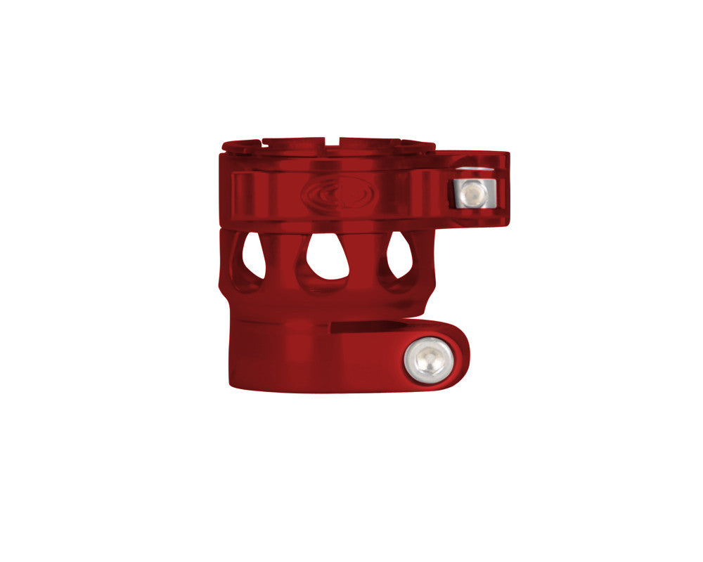 Custom Products CP Etek 1/2 Clamping Feed Neck - Red