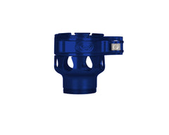 Custom Products CP Spyder VS1, VS2, VS3, RS, & RSX Clamping Feed Neck - Blue