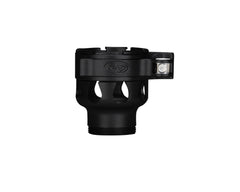 Custom Products CP Empire Axe Clamping Feed Neck - Dust Black