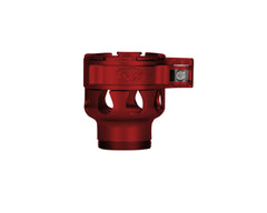 Custom Products CP Invert Mini Clamping Feed Neck - Dust Red