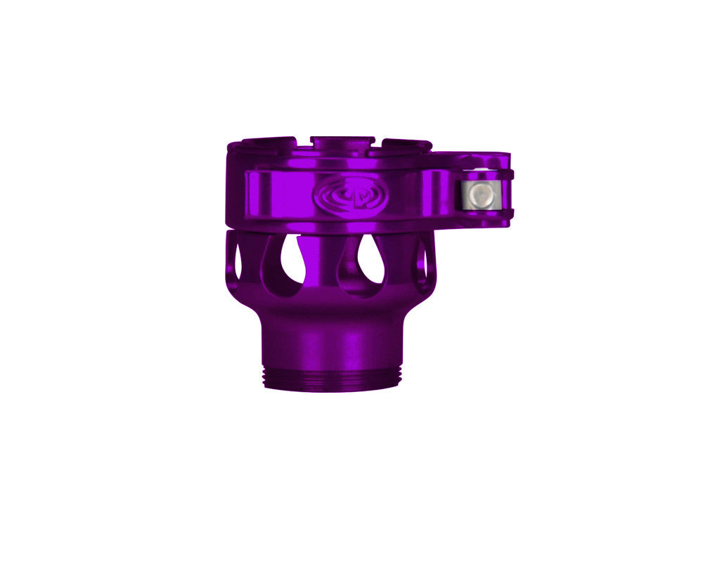 Custom Products CP Proto Rail Clamping Feed Neck - Purple
