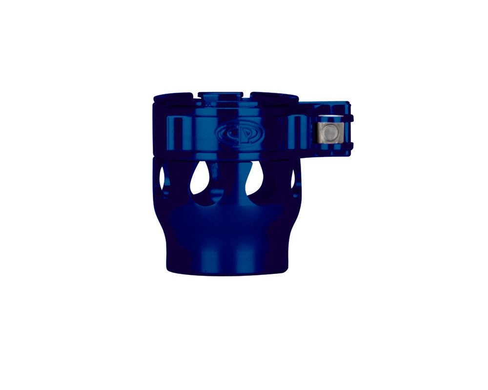 Custom Products CP 2K2 Intimidator Clamping Feed Neck - Blue