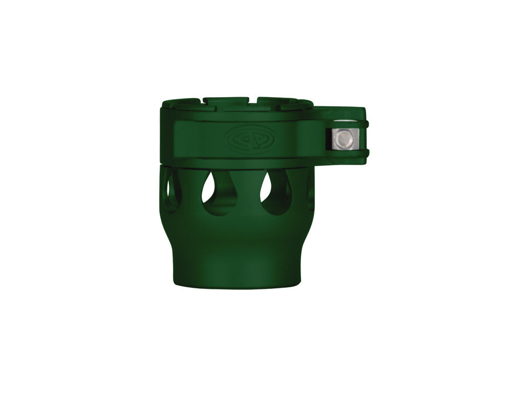 Custom Products CP Alias Intimidator Clamping Feed Neck - Dust Green