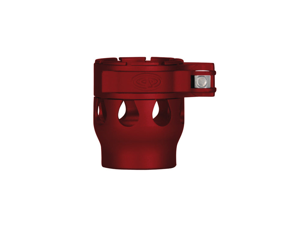 Custom Products CP 2K2 Intimidator Clamping Feed Neck - Dust Red
