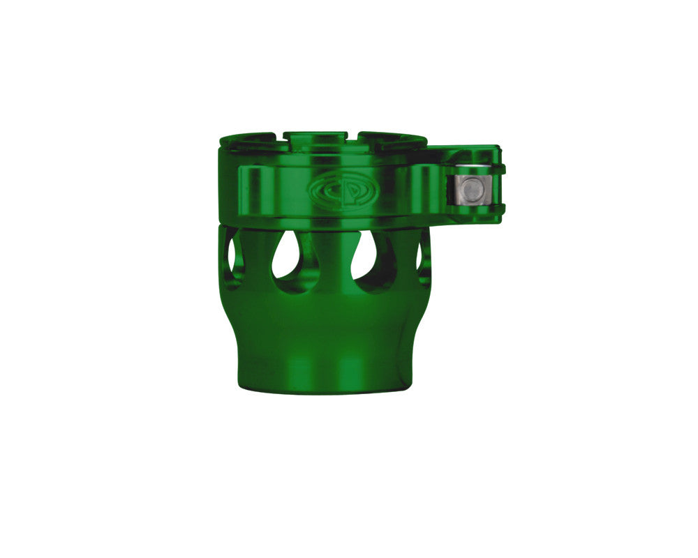 Custom Products CP 2K2 Intimidator Clamping Feed Neck - Green