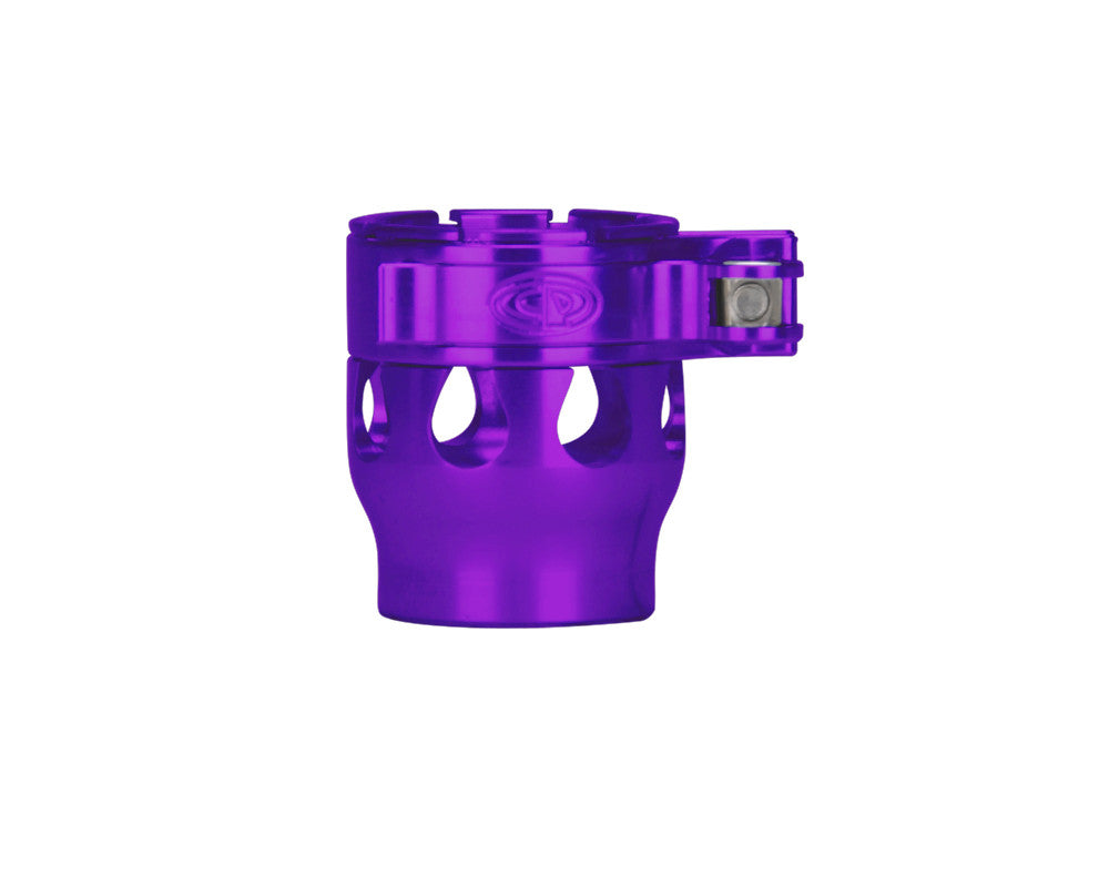 Custom Products CP 2K2 Intimidator Clamping Feed Neck - Purple