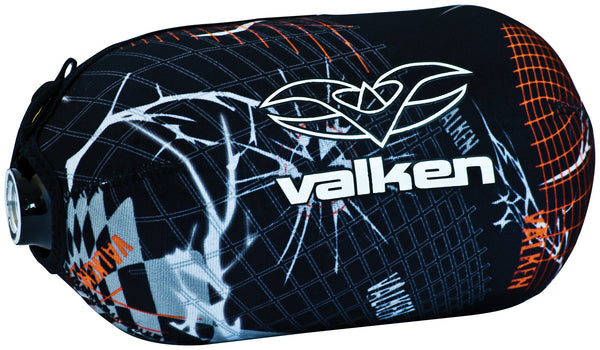 2011 Valken Crusade Tank Cover - Orange Shock