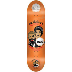 DGK Henry Superior - Orange - 8.06 - Skateboard Deck