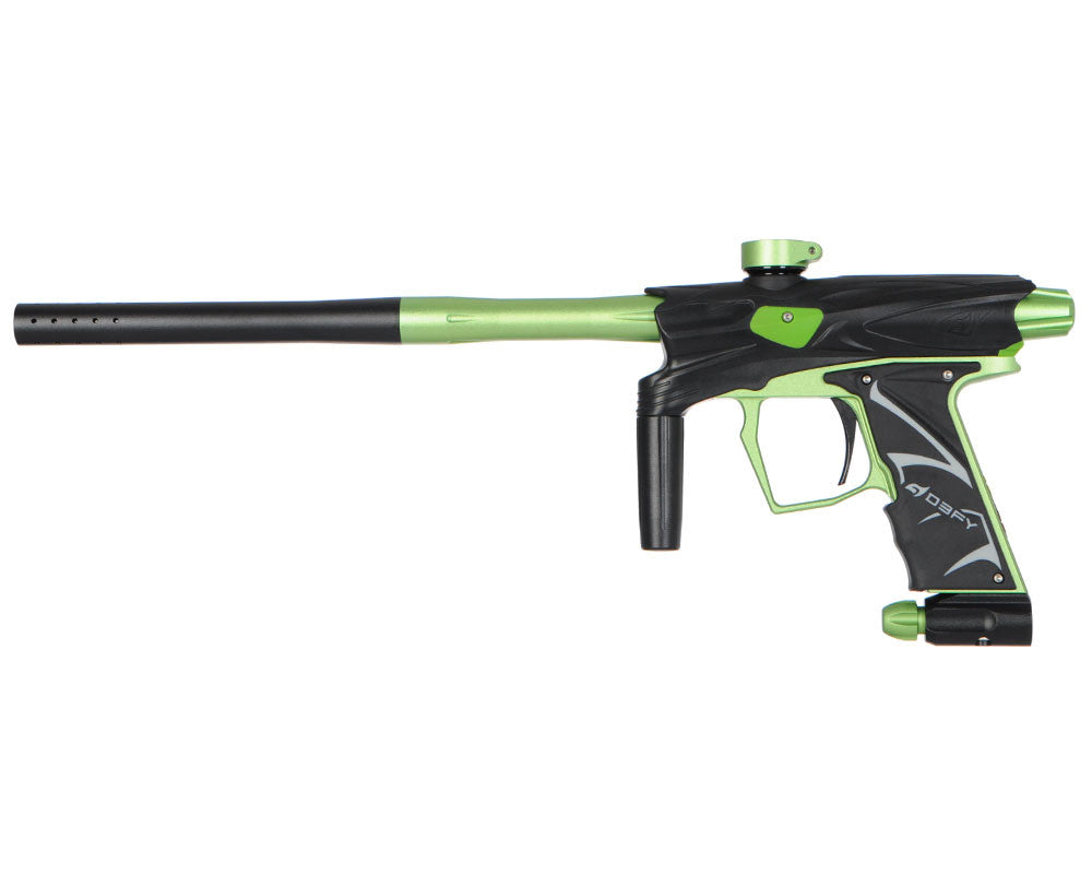 D3FY Sports D3S Paintball Gun w/ Tadao Board - Black/Green