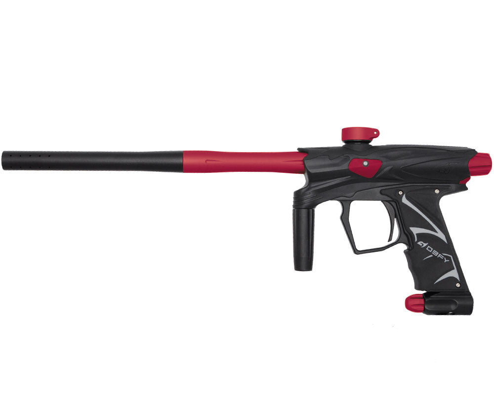 D3FY Sports D3S Paintball Gun w/ Tadao Board - Black/Red