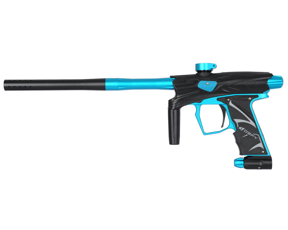 D3FY Sports D3S Paintball Gun w/ Tadao Board - Black/Teal
