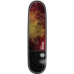 Element Levi Constellation - Black - 8.0 - Skateboard Deck