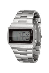 Vestal Dolby Metal - Silver - Mens Watch