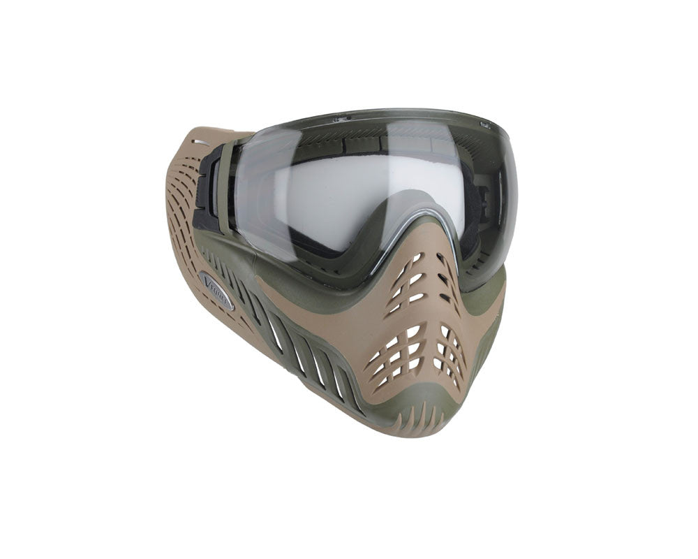 V-Force Profiler Limited Edition Paintball Mask - Desert Tan