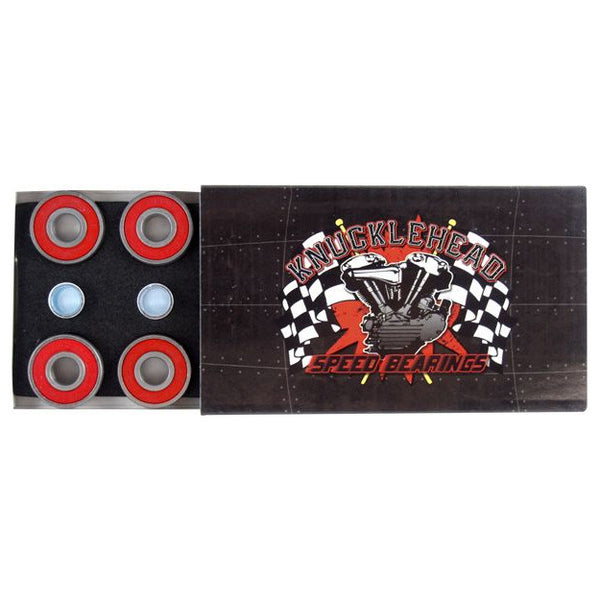 Deville Knucklehead Bearings - ABEC 9 - Skateboard Bearings