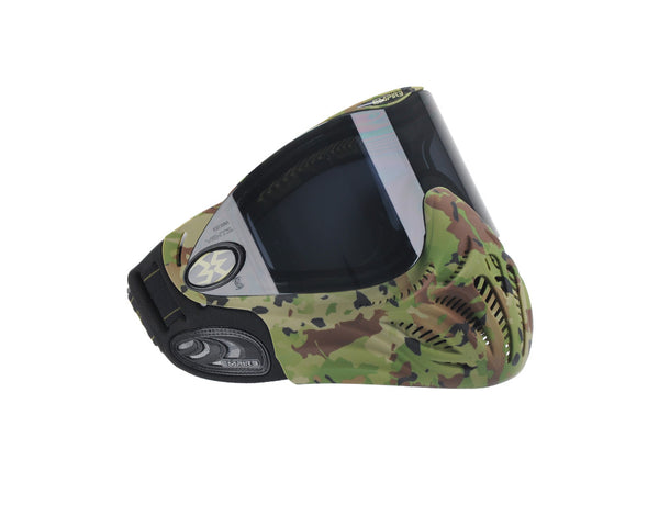 2009 Empire E-Vents Paintball Mask - SE Terrapat