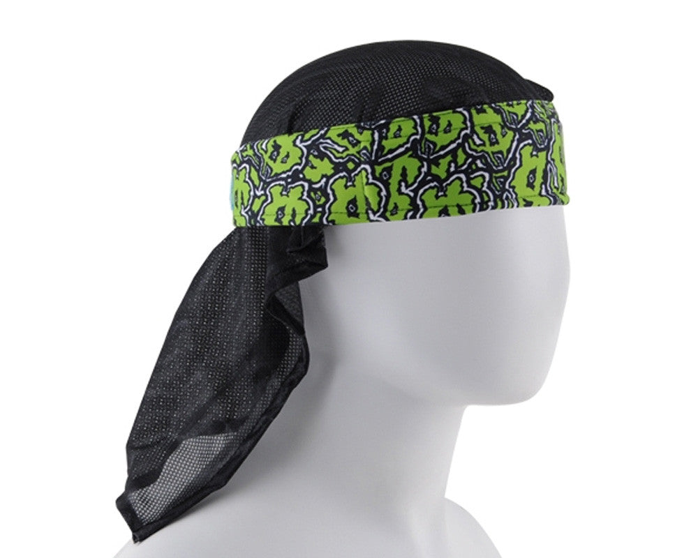 HK Army Headwrap - Dirty Money
