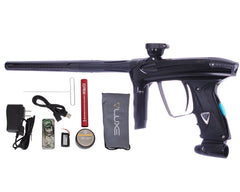 DLX Luxe 2.0 OLED Paintball Gun - Black/Dust Black