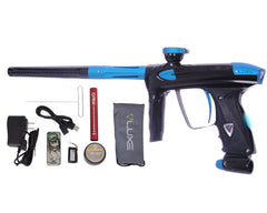 DLX Luxe 2.0 OLED Paintball Gun - Black/Dust Teal