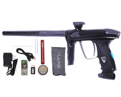 DLX Luxe 2.0 OLED Paintball Gun - Black/Dust Titanium