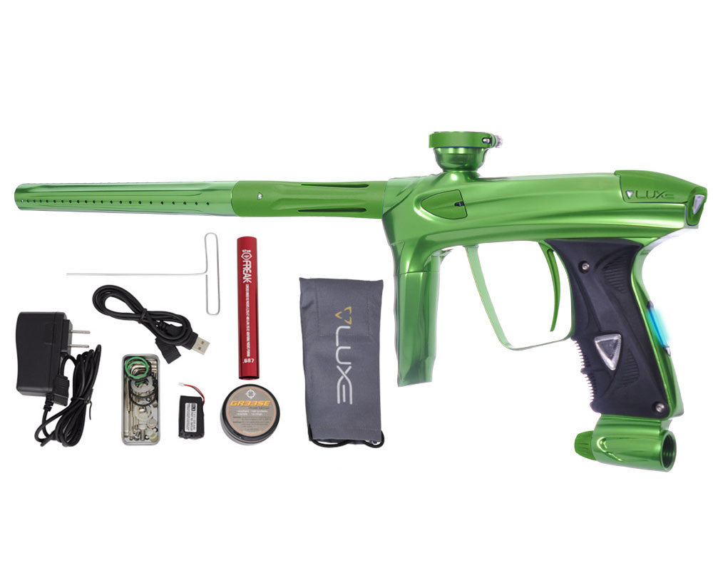 DLX Luxe 2.0 OLED Paintball Gun - Slime Green/Dust Slime Green