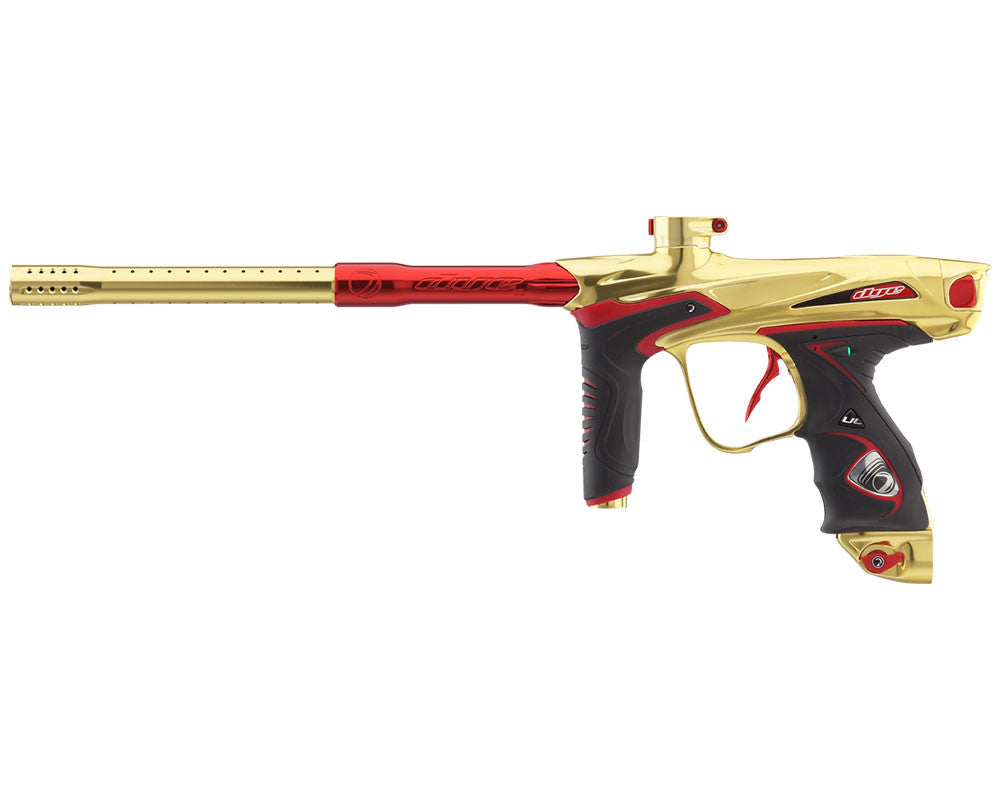 Dye DM15 Paintball Gun - Gold/Red