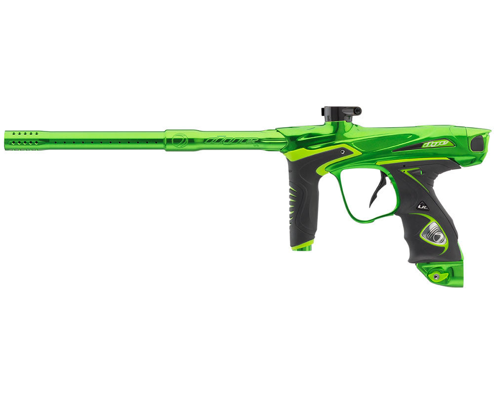 Dye DM15 Paintball Gun - Lime/Black