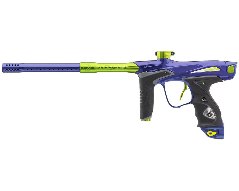Dye DM15 Paintball Gun - Navy/Green