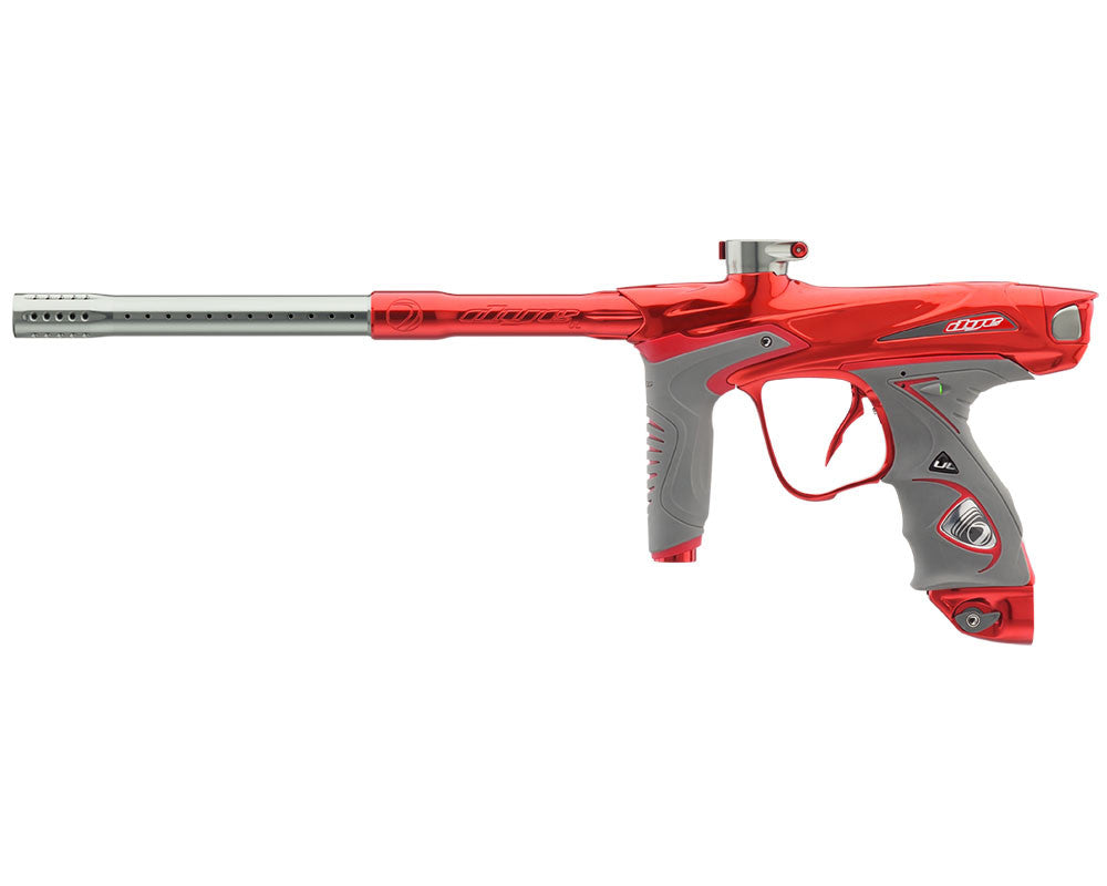 Dye DM15 Paintball Gun - Red/Grey