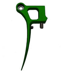 Custom Products CP DM4/PM5/PM6 Rake Trigger - Green