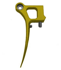 Custom Products CP DM4/PM5/PM6 Rake Trigger - Yellow