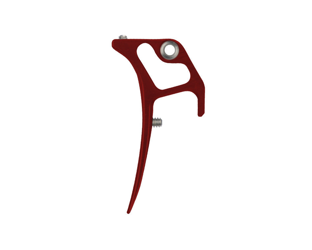 Custom Products CP DM6/DM7 Rake Trigger - Red