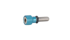 TechT Ego/Geo/Etek Knobz Feedneck Thumb Adjuster - Blue