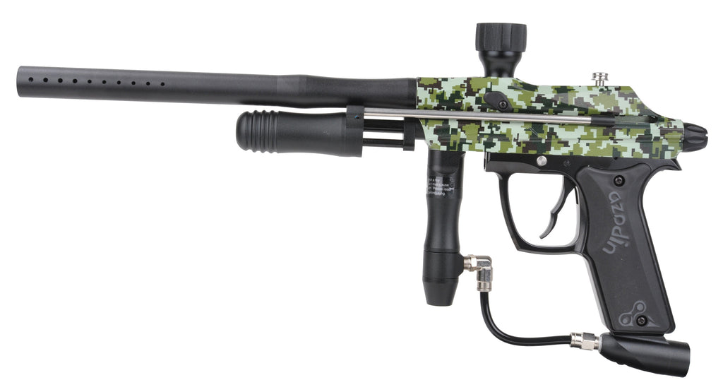 Azodin 2011 Kaos Pump Paintball Gun - Camo