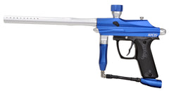 Azodin Kaos Paintball Gun - Blue/Silver