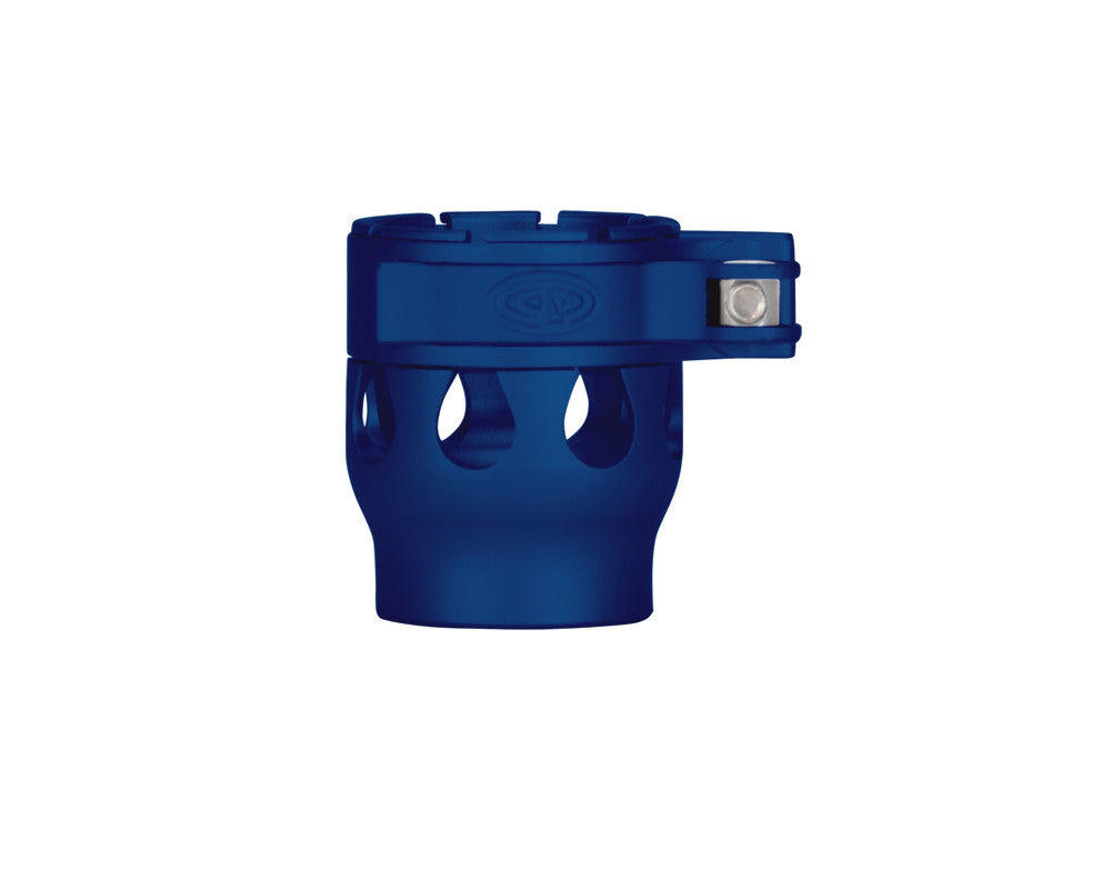 Custom Products CP Alias Intimidator Clamping Feed Neck - Dust Blue
