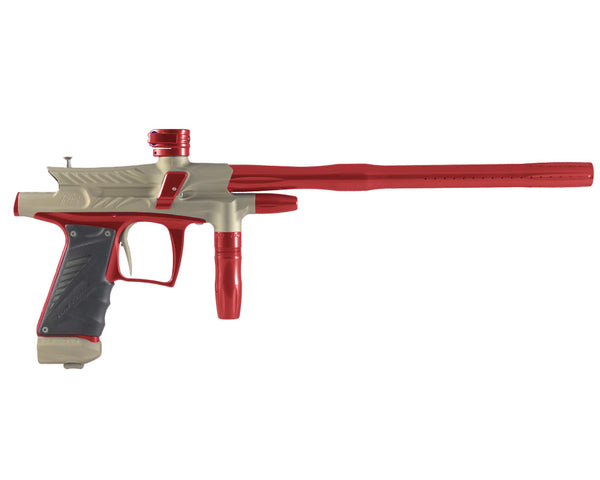 2012 Bob Long G6R F5 OLED Intimidator - Dust Khaki/Red