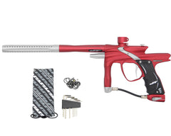 JT Impulse Paintball Gun - Dust Red/Dust Silver